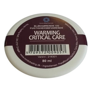 warming critical care fedtcreme